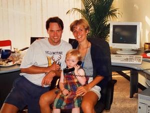 Inline's first day December 1995